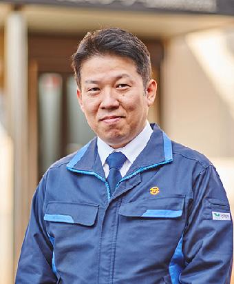 代表取締役水野の写真